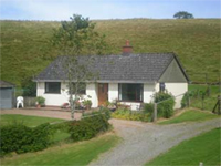 Pembroke ETC 3 star self catering holiday accommodation on a working Farm in Wheddon Cross, Exmoor National Park, UK