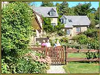 Little Quarme holiday cottages, Exmoor